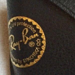 Ray-Ban Accessories - Genuine Black Ray Ban Sunglass Case